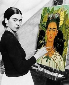 friday kahlo painting